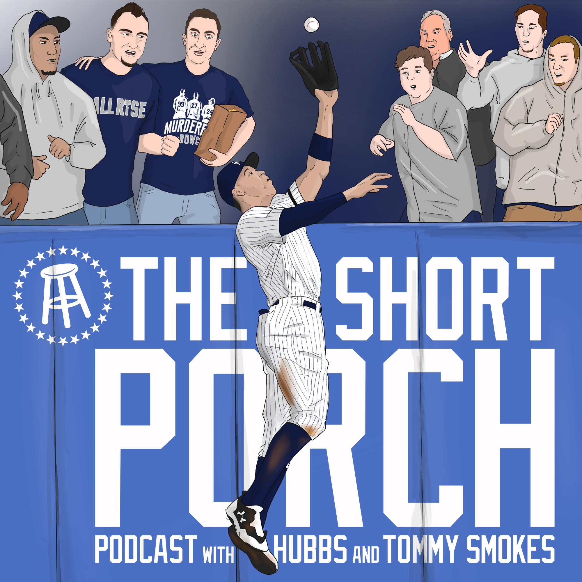 The Short Porch Episode 115: Domingo German Is Back